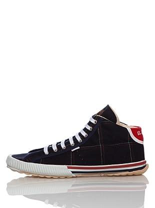 El Ganso Zapatos Midboot College (Azul Marino)