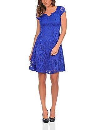 Fleur Bleue Kleid Pakita