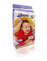 Libero Medium Size Open Diapers (40 Count)