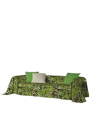 Naturals Foulard Plantas (Verde)