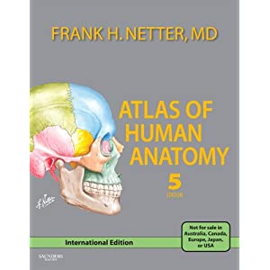 Atlas of Human Anatomy (Old Edition)