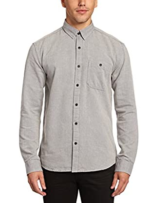 Selected Homme Camisa Hombre Marion (Gris)