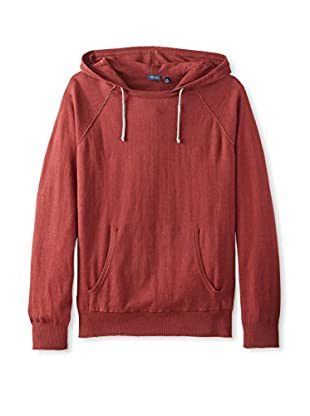 Thirty Five Kent Men's Solid Brushed Jersey Hoodie