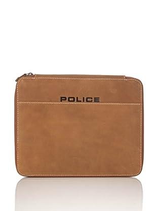 Police Funda iPad Marengo (Marrón)