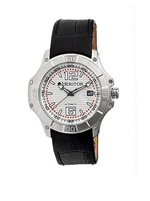 Heritor Automatic Uhr Norton Herhr3002 schwarz 48  mm
