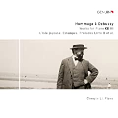 Hommage a Debussy: Works for Piano Vol. 3