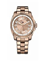 Tommy Hilfiger Kelsey Analog Gold Dial Women's Watch - TH1781230/D