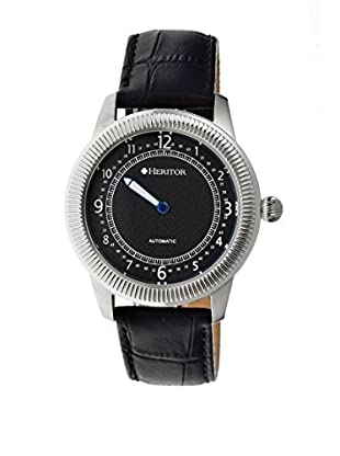Heritor Automatic Uhr Hoyt Herhr2402 schwarz 49  mm