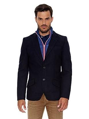 Pepe Jeans London Americana Hombre Future (Azul Oscuro)