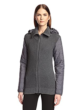 Nick by Nicholas K. Women's Fulton Zip-Front Sweater