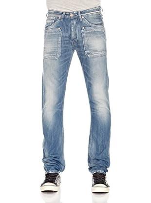 Pepe Jeans London Vaquero Crawford (Azul)