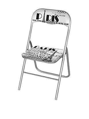 Special tables & Chairs Set Silla Plegable 6 Uds. Eiffel
