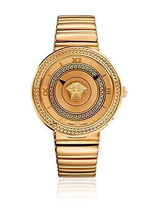 Versace Uhr mit schweizer Quarzuhrwerk V-Metal Icon VLC090015  40.00 mm