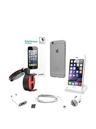 Unotec Pack Esencial De iPhone 6