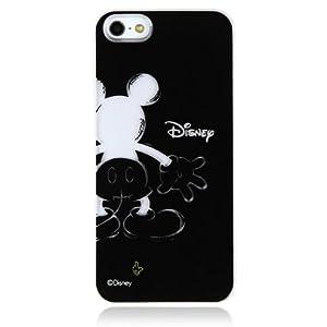 ≪iPhone5≫着信で光る!!ディズニー☆ライトケース/ミッキー/Disney/アイフォンケース/iphoneケース/iPhone5ケース/スマホケース