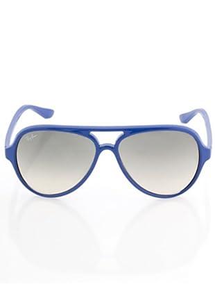 RayBan 4125 Herren Sonnenbrille (Blau (756/32 ))