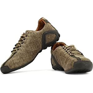 Woodland Outdoor Shoes Khaki WDL0074