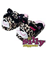 Silly Slippeez Lucky Leopard - Small 1 Ea