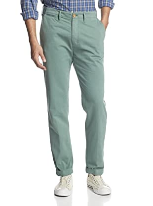 Levi's Made & Crafted Men's Drill Slim Fit Chino (Aloe)