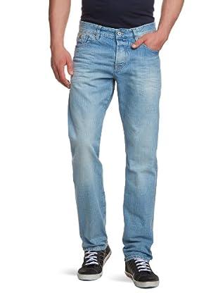 Scotch & Soda Jeans Snatch Faded Picture (Denim Blue)
