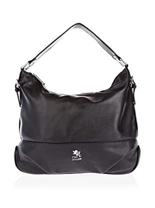 Otto Kern Hobo Bag Lyon 10 (Schwarz (Black))