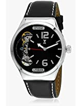 AD4011S BK01 Black/Black Analog Watch Dvine
