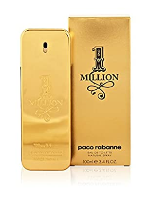 Paco Rabanne Eau de Toilette Hombre 1 Million 100 ml