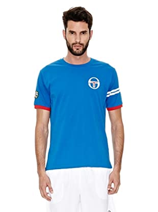 Sergio Tacchini Camiseta Super Mac (Royal)