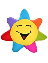 Twisha Lycra Star Smile Multi 16 X 16 X 6 Inch