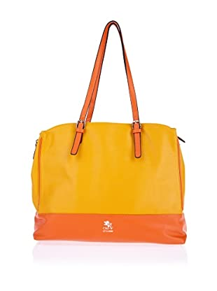 Otto Kern Shopper Lyon 1 (Gelb/Orange)
