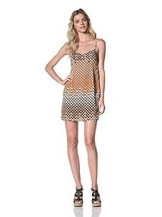 Susana Monaco Women's Rachel Dress (Bark)