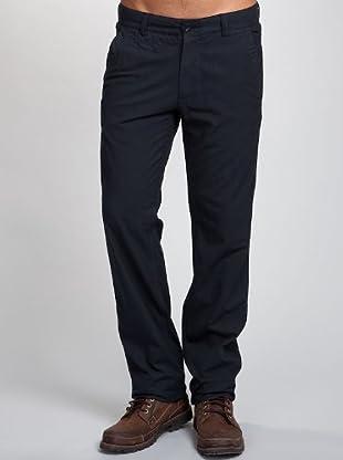 Timberland Pantalón Straight (Azul Marino)