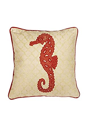 Trice Seahorse Pillow