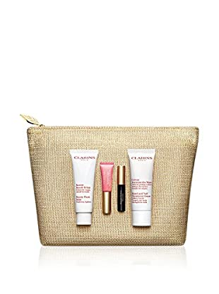 Clarins Beauty-Set 5 tlg. Set Beauty & Radiance Collection, Preis/100 ml:  EUR
