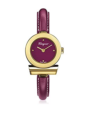 Salvatore Ferragamo Timepieces Orologio al Quarzo Woman Viola 25.5 mm