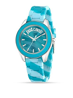 Just Cavalli Reloj de cuarzo Just Dream Turquesa 38 mm