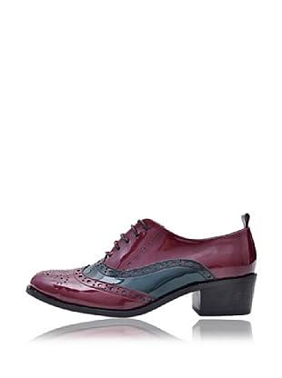 Dogo Zapatos Brogue Oxblood (Burdeos)
