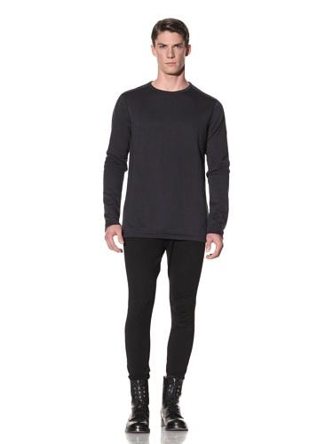 Tim Hamilton Men's Panel Shirt (Black)