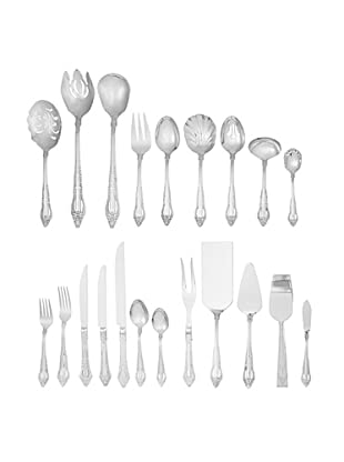Reed & Barton Majesty 87-Piece Flatware Set
