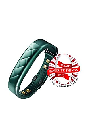 Jawbone UP3 Fitness Tracker, Teal Cross