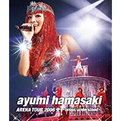 ayumi hamasaki ARENA TOUR 2006 A(S) ~(miss)understood~ [Blu-ray]