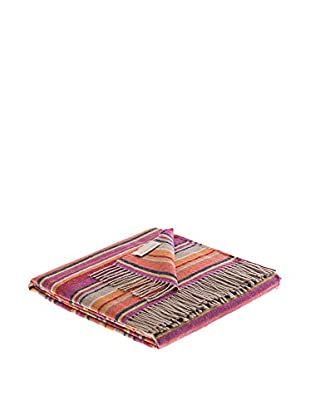 Marzotto Home - Samarkanda Collection Plaid Garden