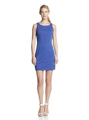 W118 by Walter Baker Women's Samuel Jersey Dress (Blue)