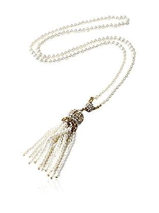 Amrita Singh Collar Ankara Pearl Tassel