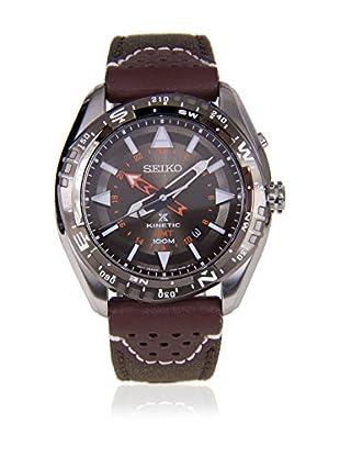 SEIKO Reloj con movimiento cuarzo japonés Unisex Unisex SUN061P1 44 mm