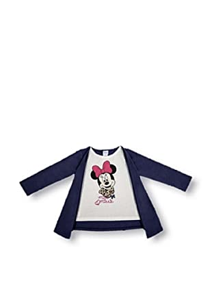 Disney Mädchen Longsleeve (Elfenbein)