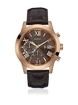Guess Uhr mit japanischem Mechanikuhrwerk Man W0669G1 45.0 mm