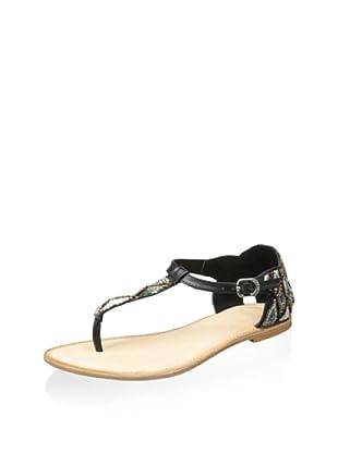 Gioseppo Women's Olesia Sandal (Black)