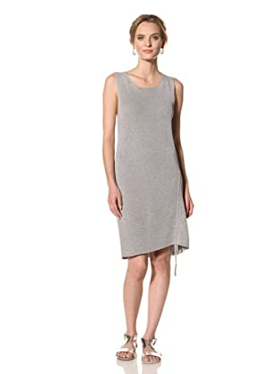 Rogan Women's Kalo Cross-Back Dress (Light Heather Grey)