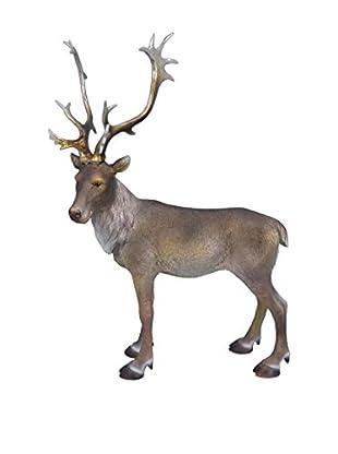 Standing Reindeer, Brown